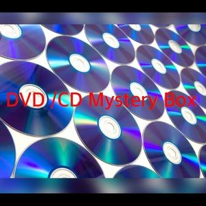 20 cds dvd mystery box